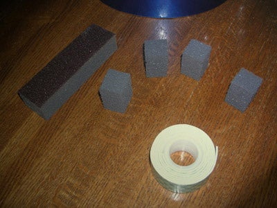 Foam Sanding Block