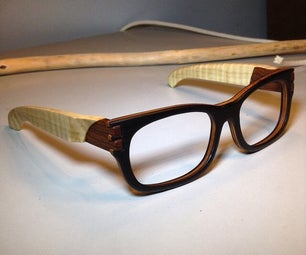 Dovetailed Wooden Glasses