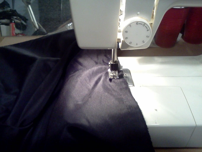 Making the Robe