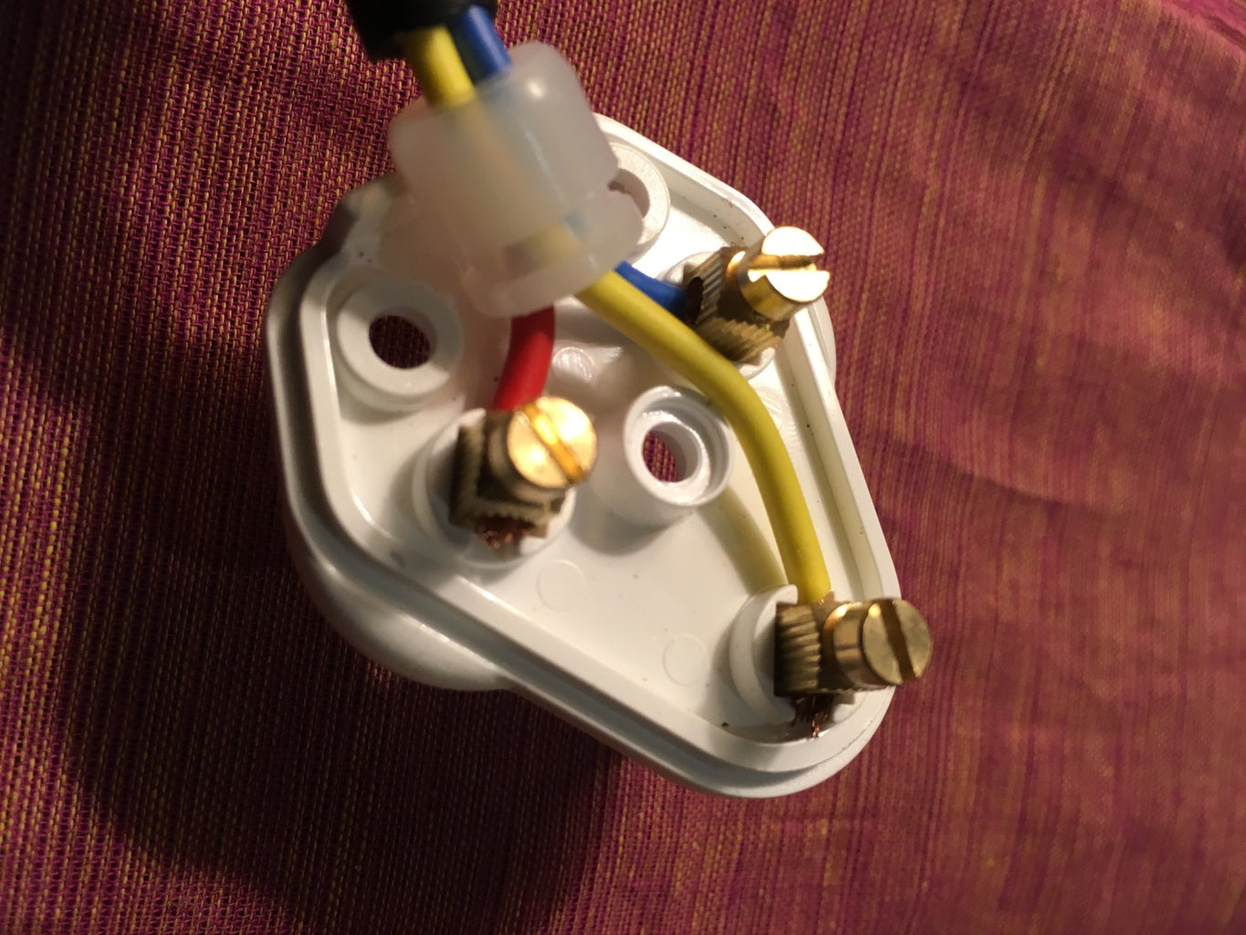 Wiring the Power Supply