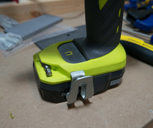 RYOBI Drill / Driver Belt Clip