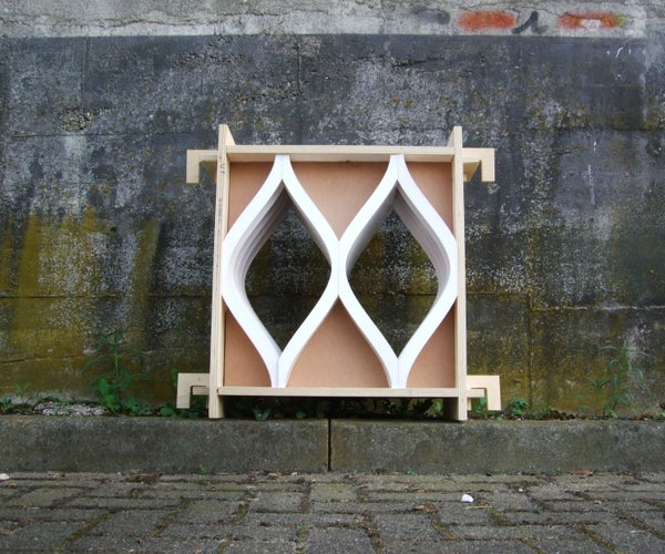 SmartMesh - Arduino and Android Controlled Pneumatic Facade