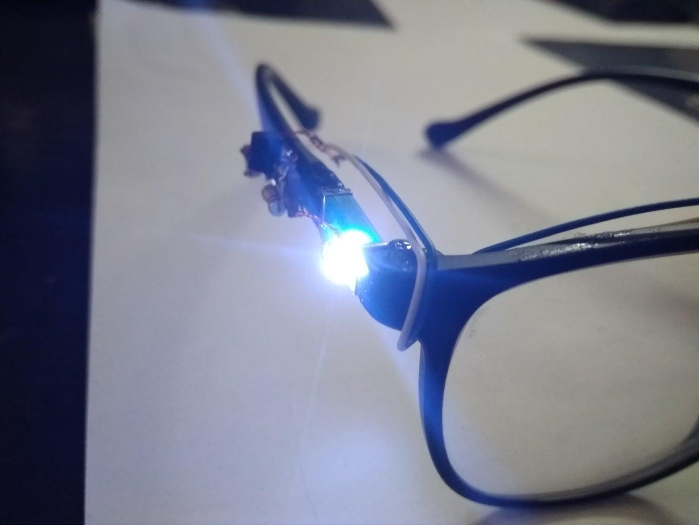 LEDs Glasses