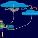 Arduino+C#App+OneDrive cloud=IOT