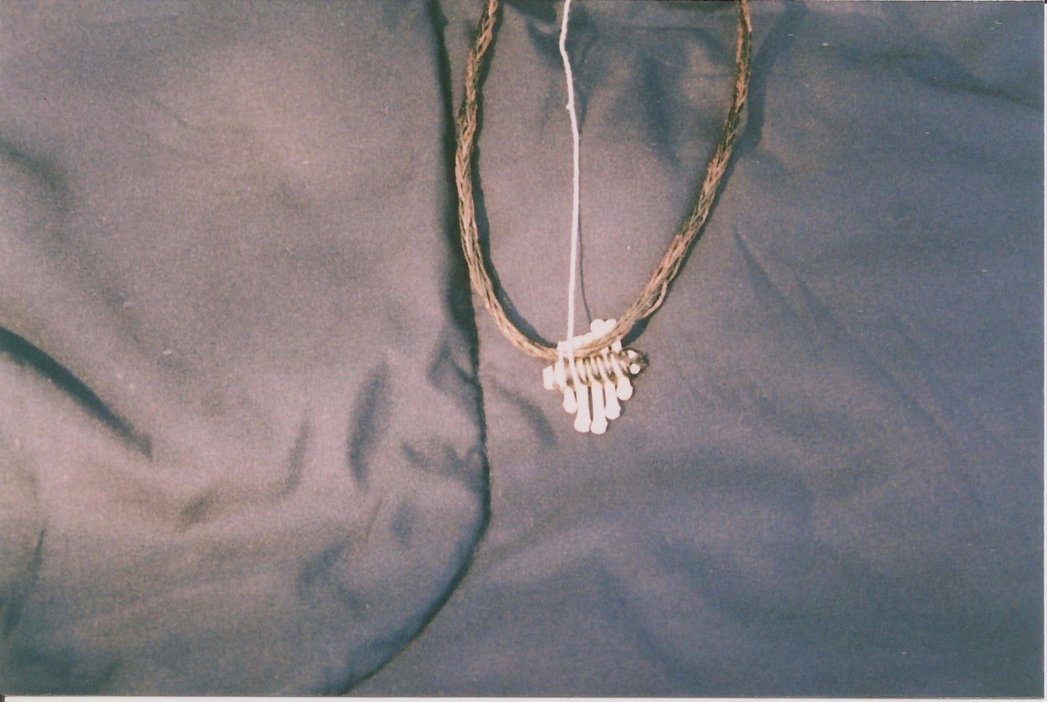Combining the Pendant and the Necklace
