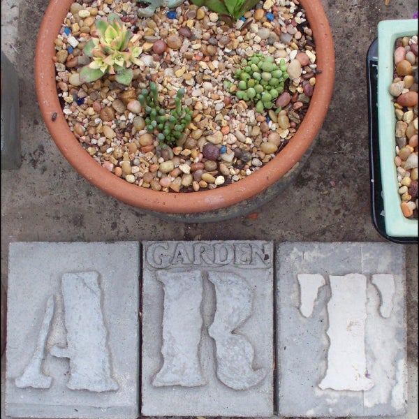 Garden Art for Spring
