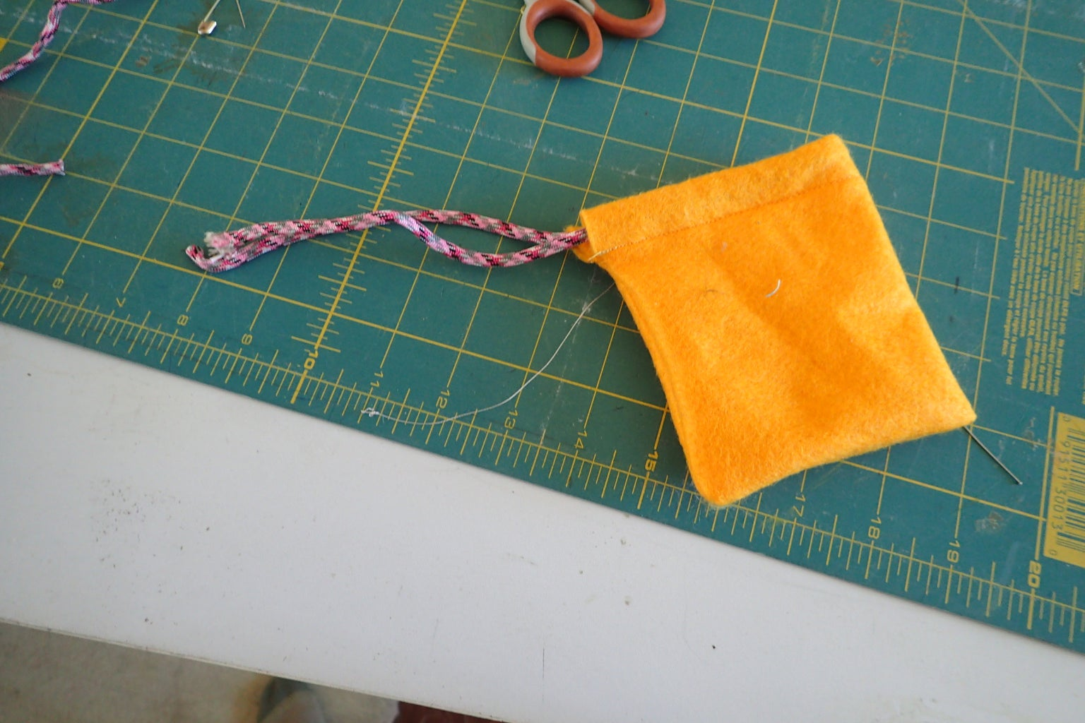 Keep Your Drawstring From Fraying at the Ends Needed