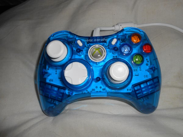 Mod That Rock Candy Xbox 360 Controller! Fun and Easy!