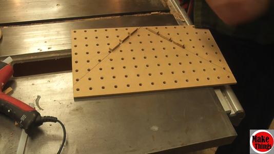 Making Our Ledges