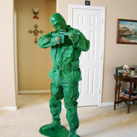 Army Man Costume