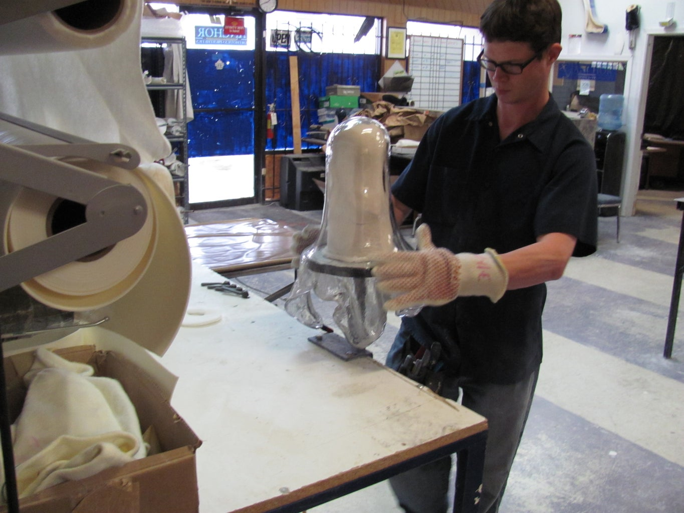 Initial Stages of a Leg: the Diagnostic Socket.