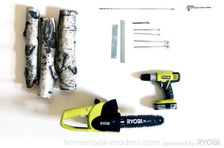 Supplies + Tools