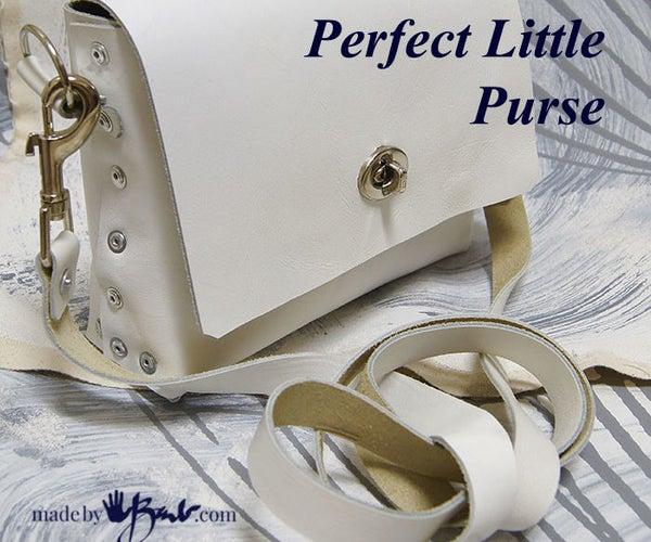 No-sew Perfect Little Purse