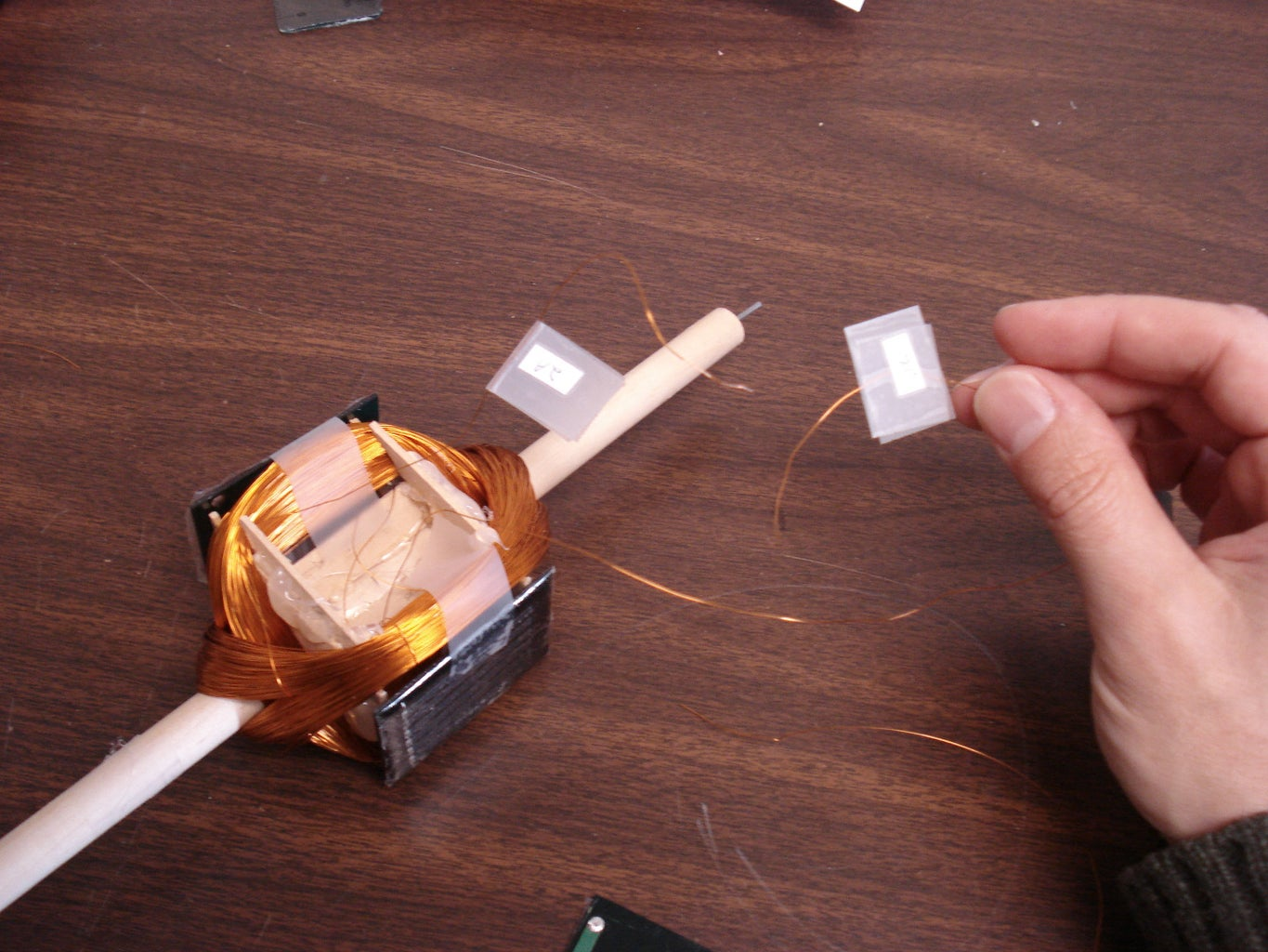Step 4: Wire Solar Cells
