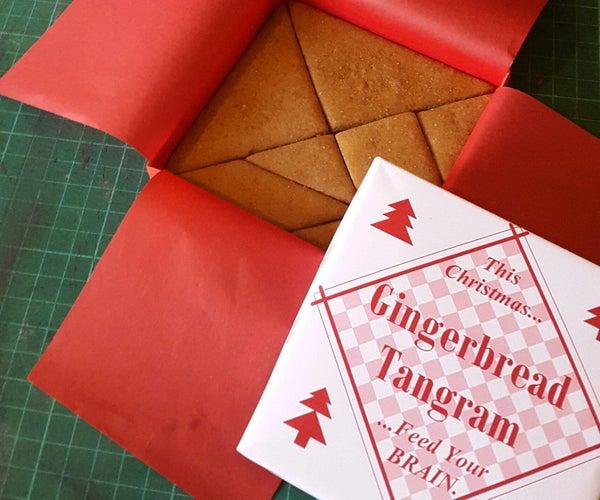 Gingerbread Tangram