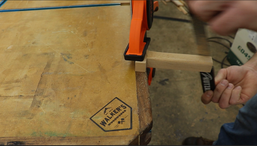 Shaping the Holder