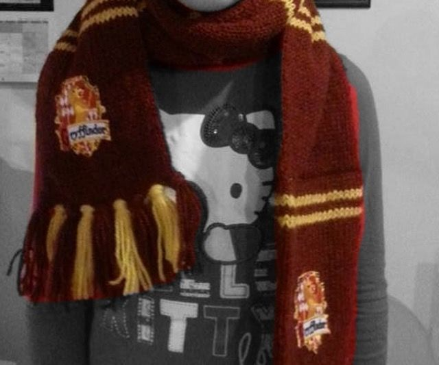 """Room of Requirement"" Hogwarts Scarf"