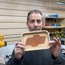 How to Make a Two Color Inlay Tray