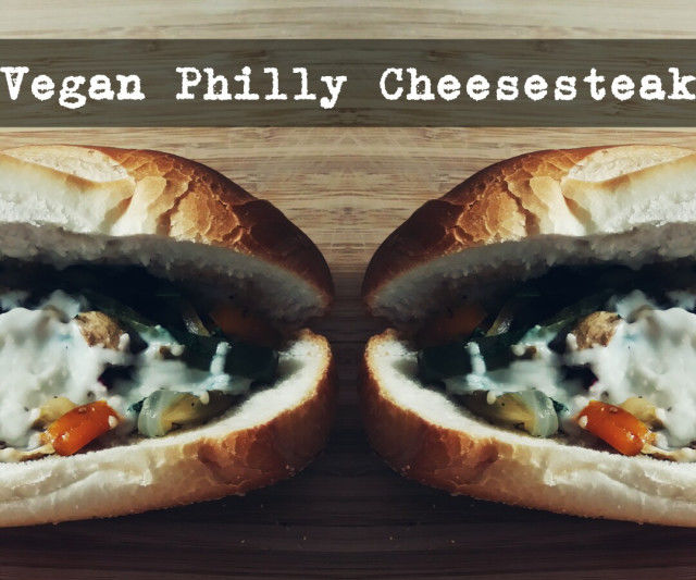 The Best Vegan Philly Cheesesteak