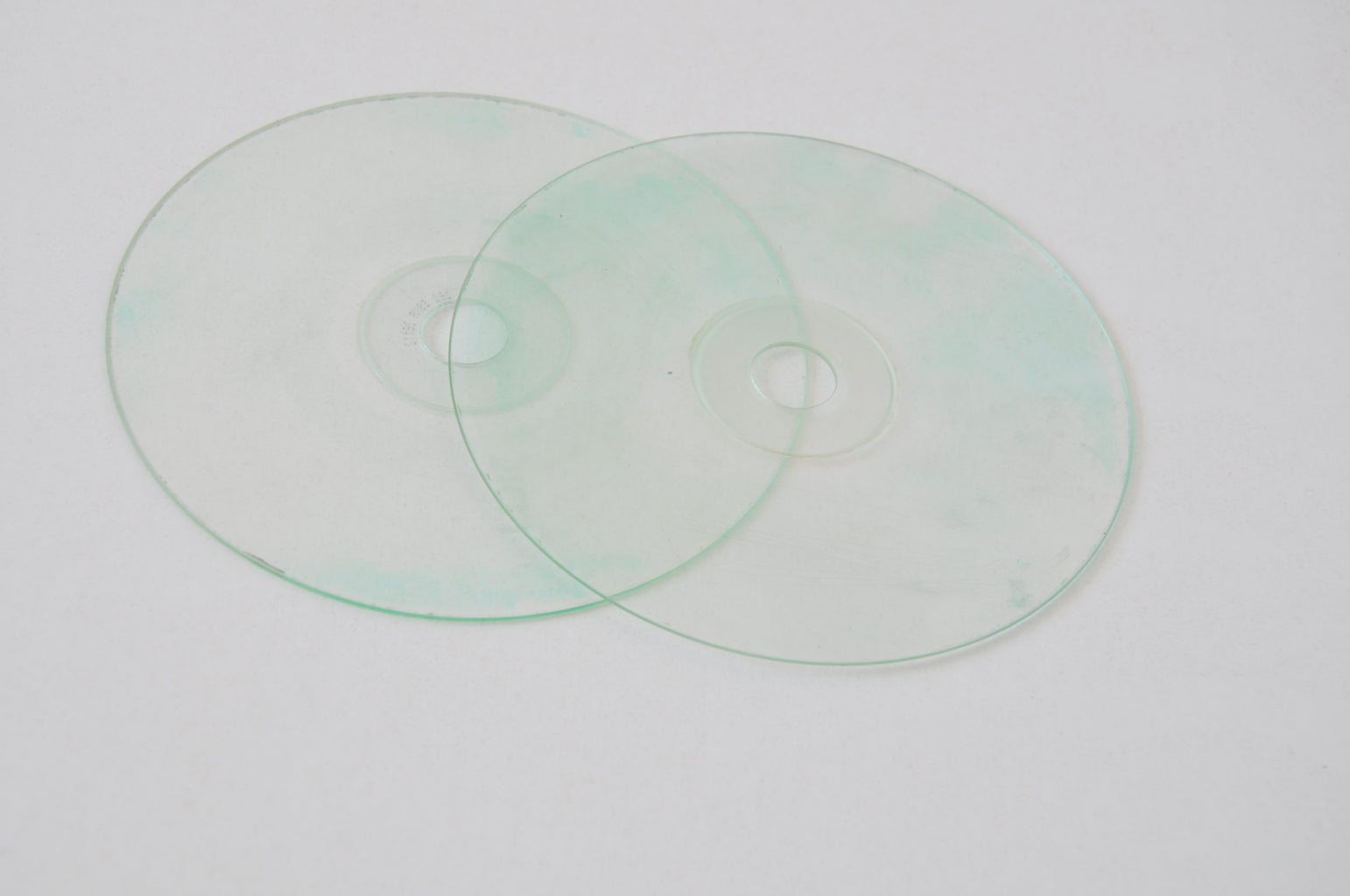 Clearing CDs