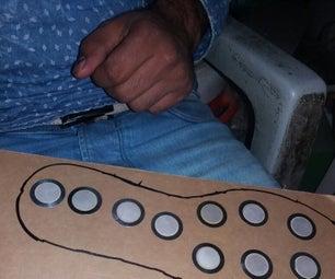 Experiment With Piezoelectric Sensor