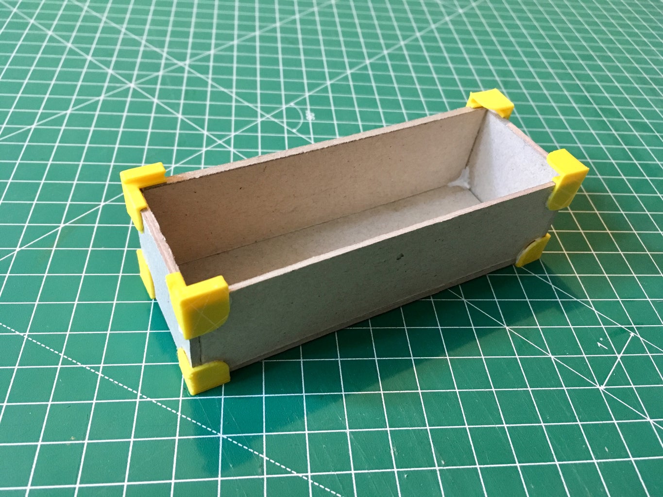 Small Boxes (for the Army Units)