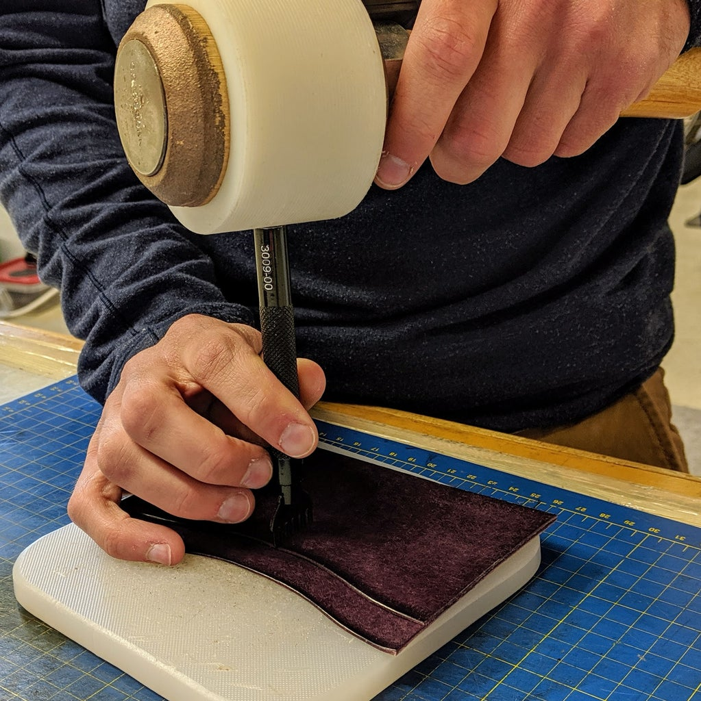 Stitch the Card Slot