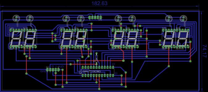 Design of PCB
