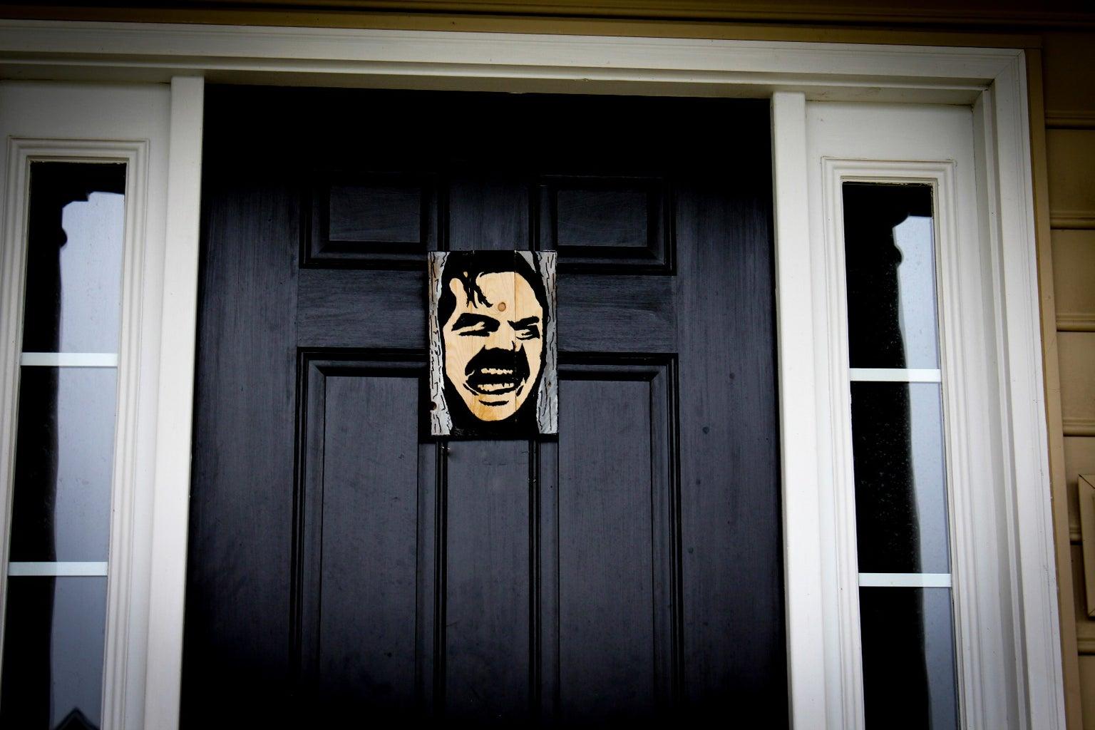 Add Jack to the Door