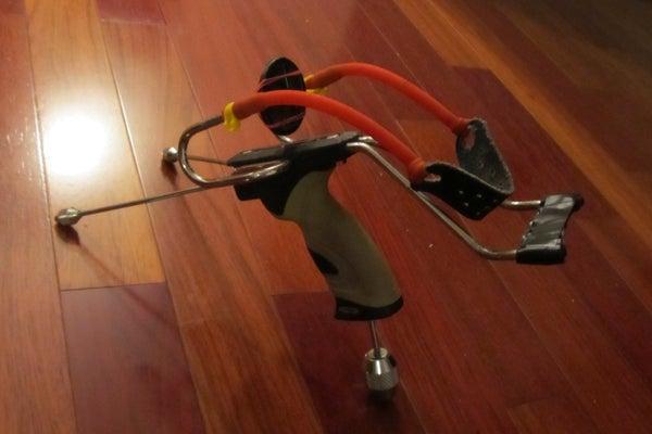 Homemade Sling-Bow