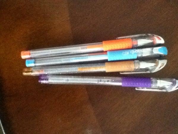 Gel Pen for Nails?