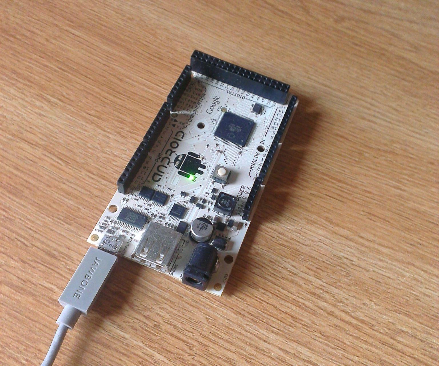 Arduino Python Communication via USB