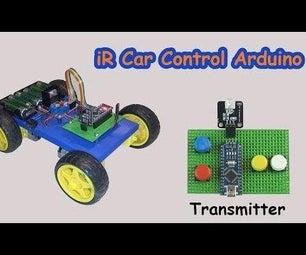IR Car Control Arduino