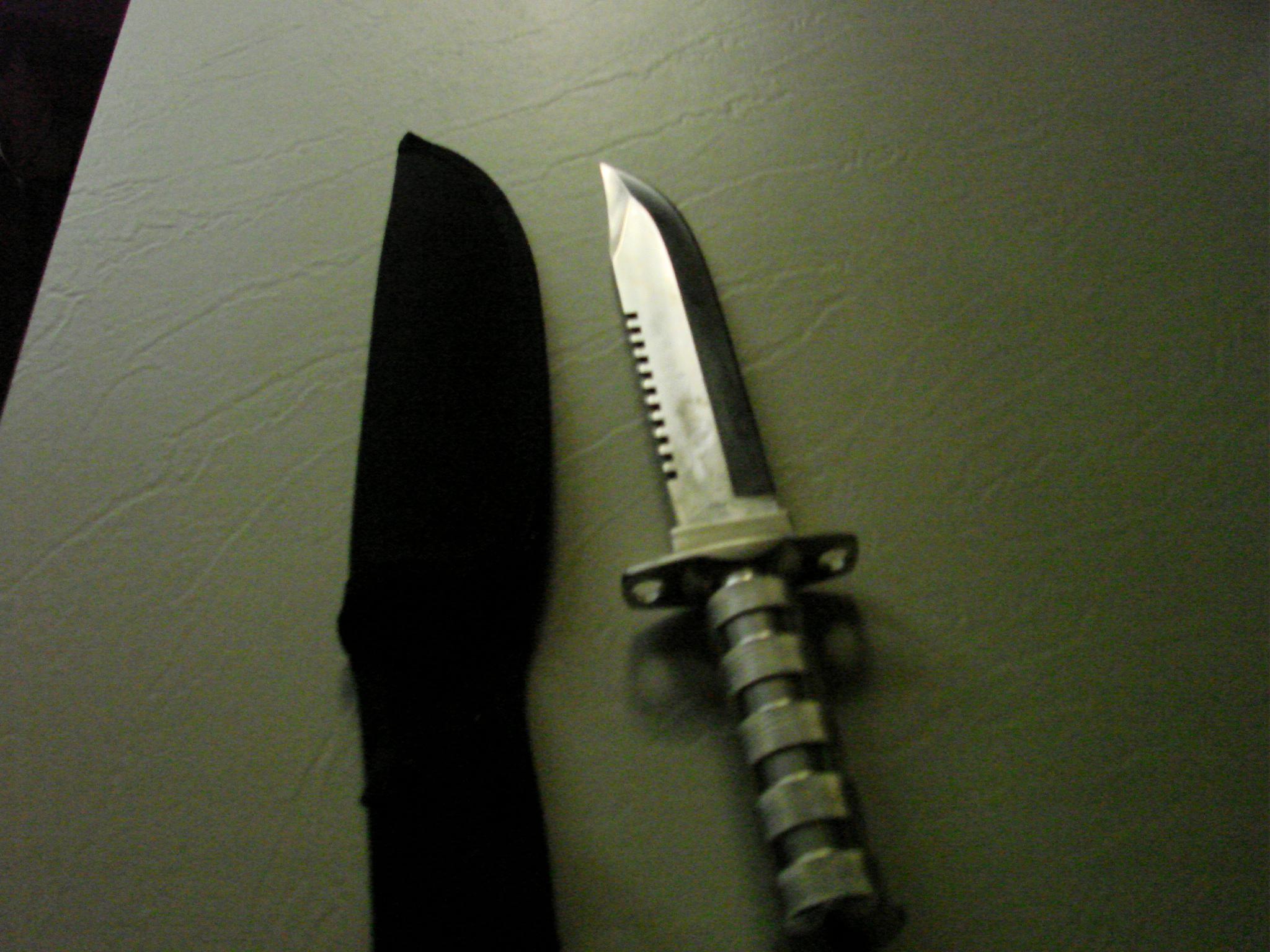 Survival Knife!