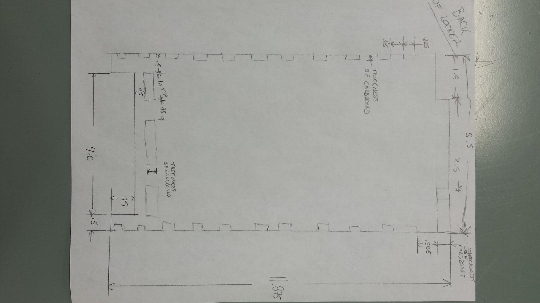 Sketch Individual Components