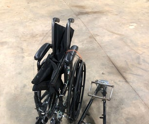 Speedy Lite Wheelchair
