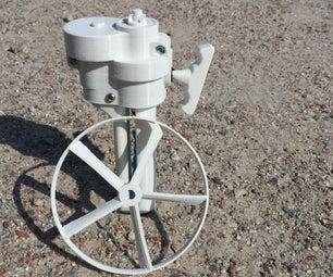 High Power Propeller Launcher