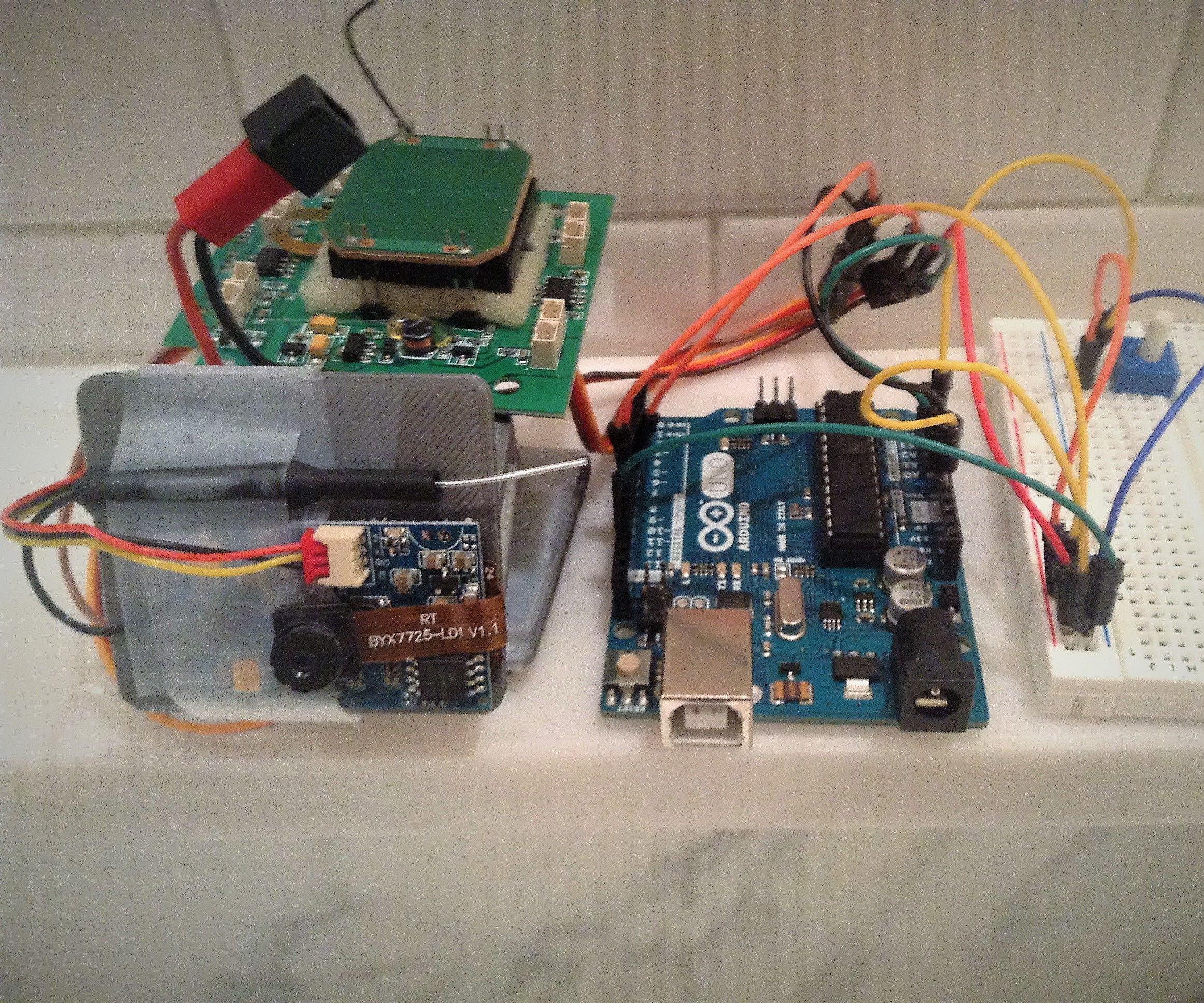 Arduino Security System