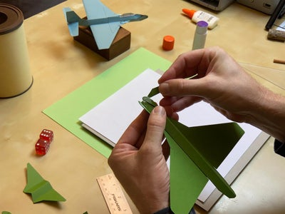 Adding Form to the Fuselage