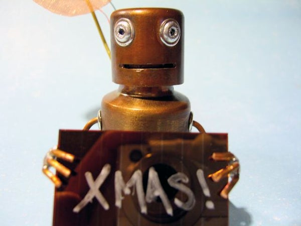 Give the Gift of Robot Invasion