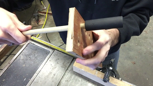 Measure Your Dowels