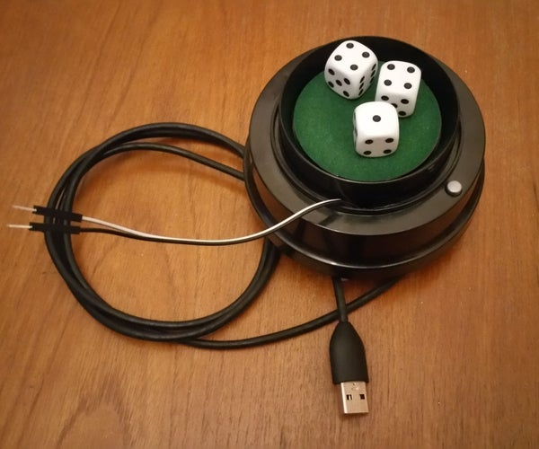 Twitter Enabled Automatic Dice Roller