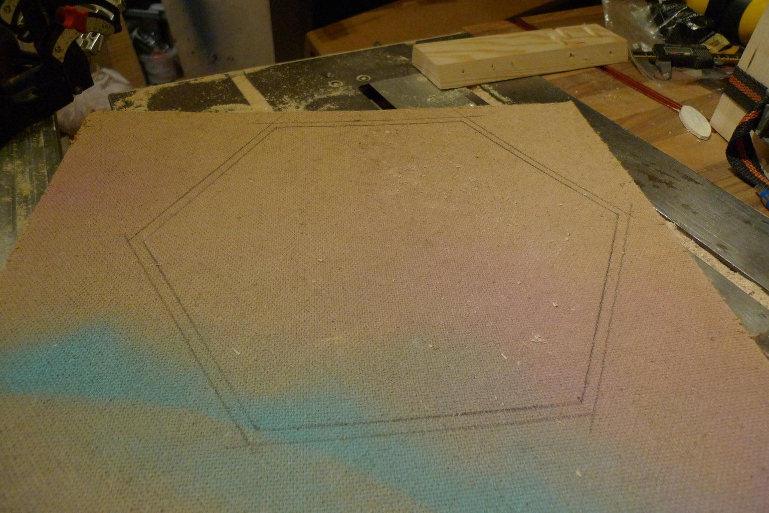 Main Hexagon Box