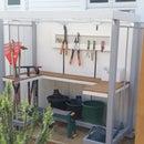 Potting Bench (upcycle)