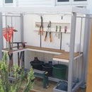 Potting Bench (upcycle)