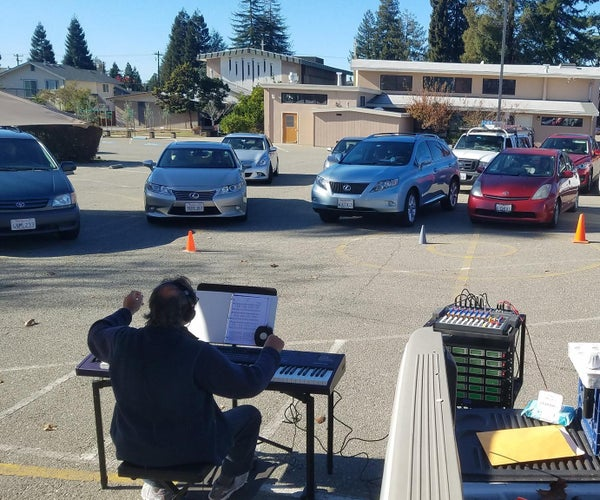 Battery Powered Parking Lot Chorus