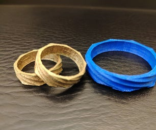 Twisted Polygon Rings and Napkin Rings