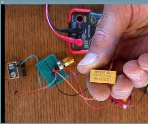 Using a 5 Volt Mechanical Relay