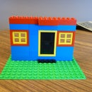 Building a Lego Entryway