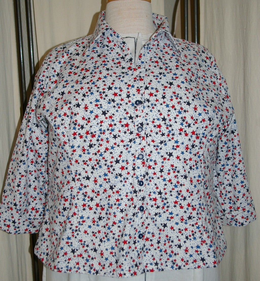 Review of Original Shirt and Test Sew